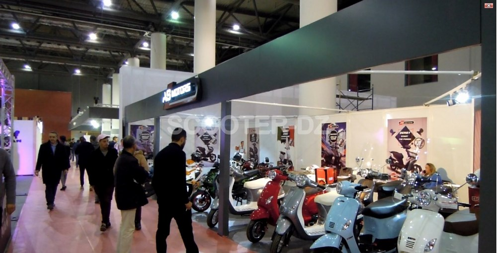 AS MOTORS Roma 125 en promotion à 142.000 dinars
