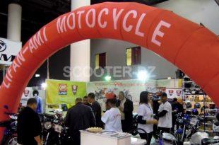 MOTOWEST 2017 : 1ère participation de LIFAN AMI Algérie