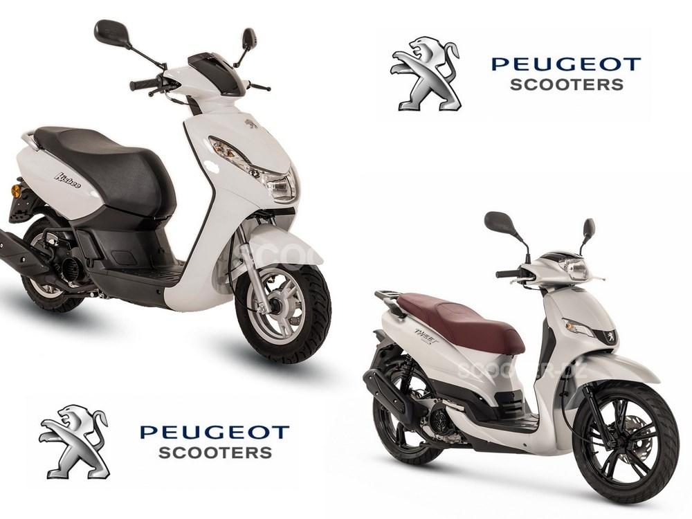 Peugeot Scooters Algérie : promo sur le Tweet 125 ABS et le KSB 80 4T