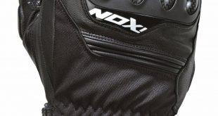 Gants Ixon Pro Chrono : cuir, carbone et Primaloft pour l'hiver