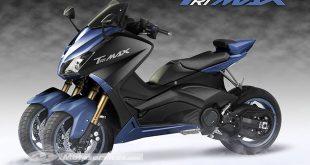 Yamaha : un Tricity ou Trimax 300 en 2019 ?