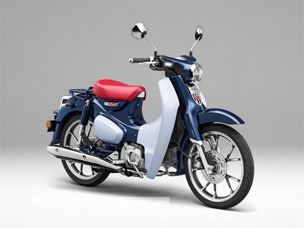 honda monkey et super cub 125 2018 confirm s pour la france scooter dz. Black Bedroom Furniture Sets. Home Design Ideas