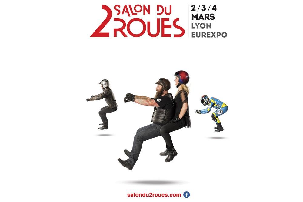 Salon du 2 roues de lyon 2018 rdv du 2 au 4 mars for Salon du diy lyon