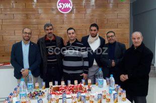 SYM Algérie ouvre un nouveau showroom à Koléa (Tipaza)