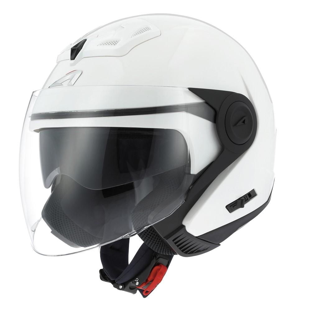 Astone DJ8 : casque jet accessible et équipé