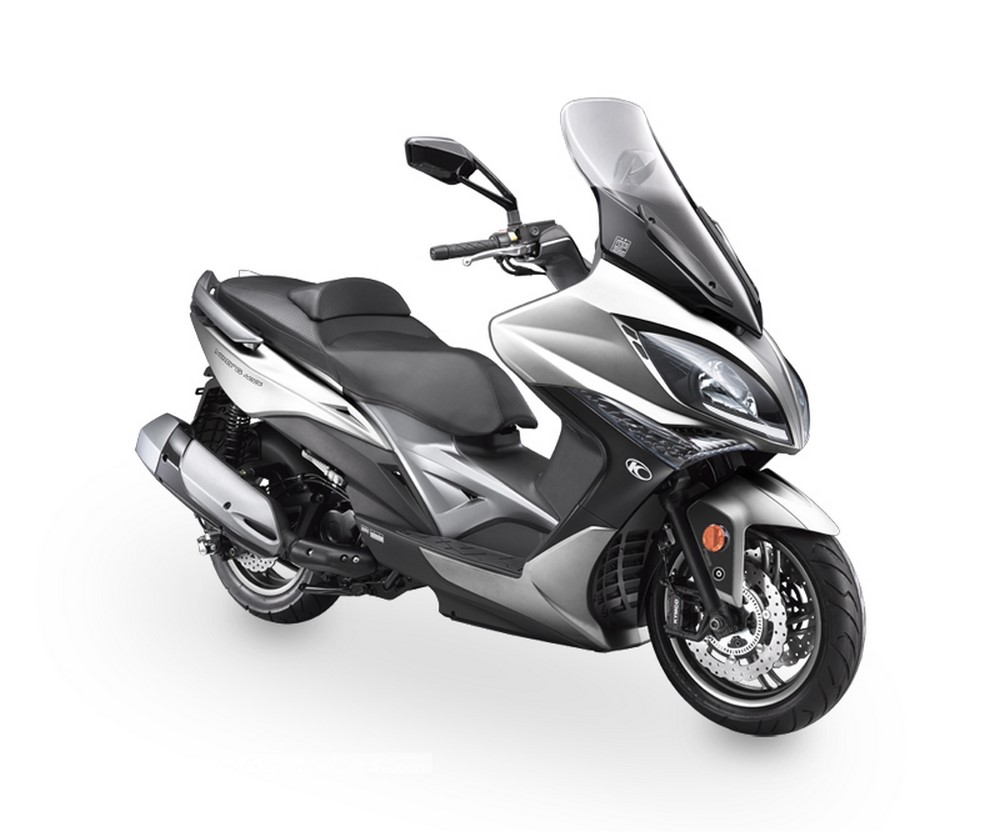 Promo : Kymco Xciting 400, moins cher