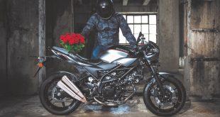 Pour la Saint-Valentin, Suzuki pense aux amoureux … de moto !