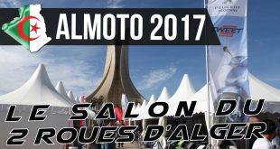 Le Salon du 2 Roues d'Alger, ALMOTO | Edition 2017