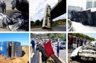 Accidents de la route : baisse sensible du nombre de morts et de blessés en 2017