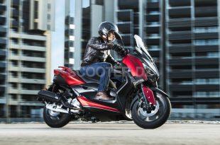 Yamaha Algérie : X-MAX 125 ABS dispo en concession !