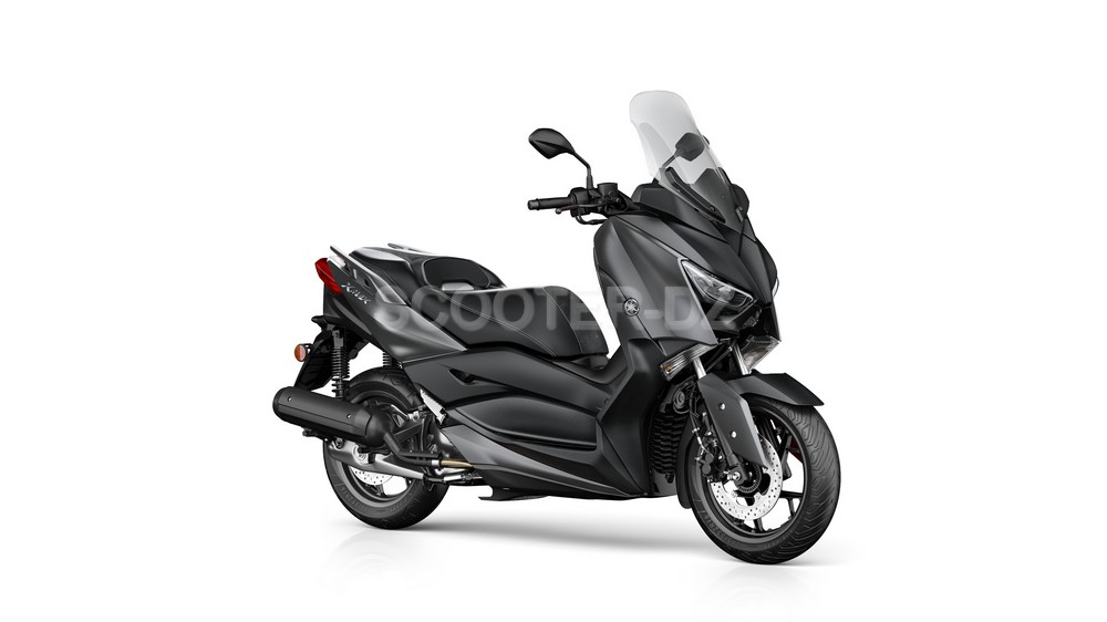 yamaha alg rie x max 125 abs dispo en concession scooter dz. Black Bedroom Furniture Sets. Home Design Ideas