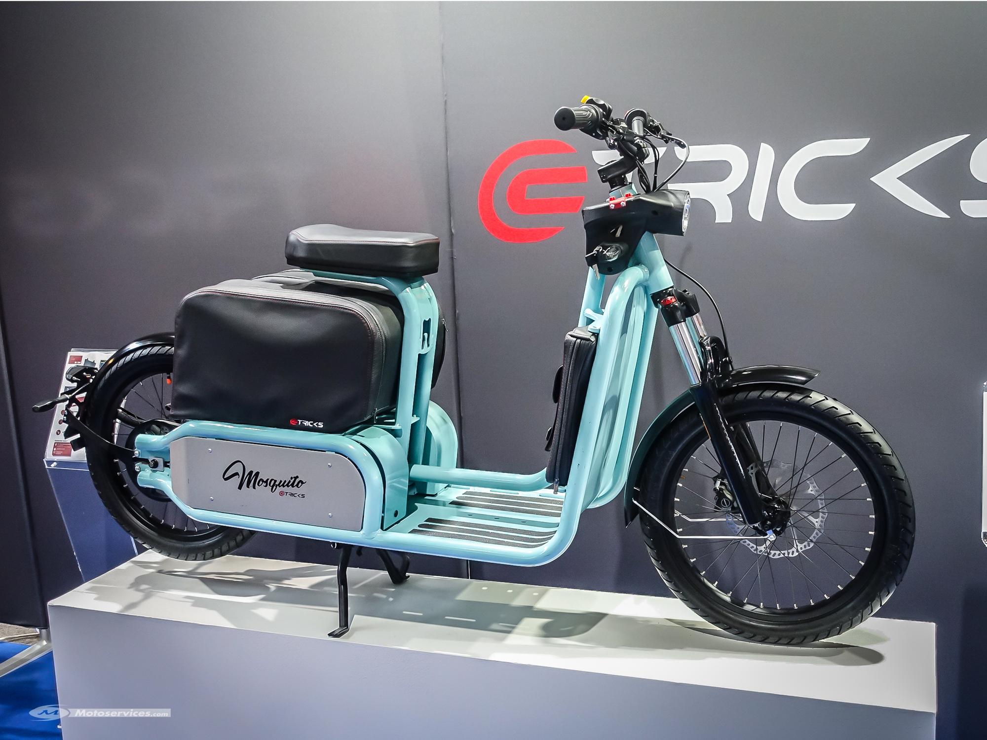 Bilan salon du 2 roues de lyon 2018 un record scooter dz for Salon du 2 roues lyon