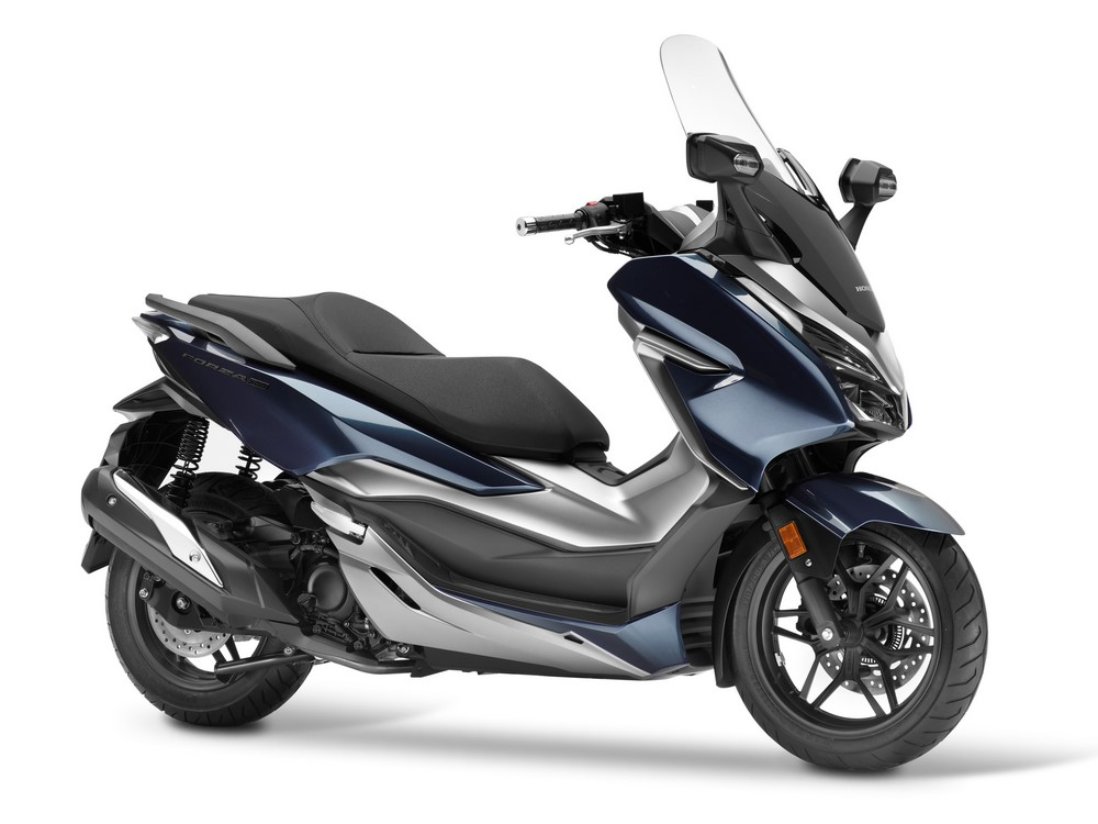 Forza 300 2018 : du nouveau chez Honda !