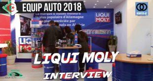 Interview : Liqui Moly, Equip'Auto 2018