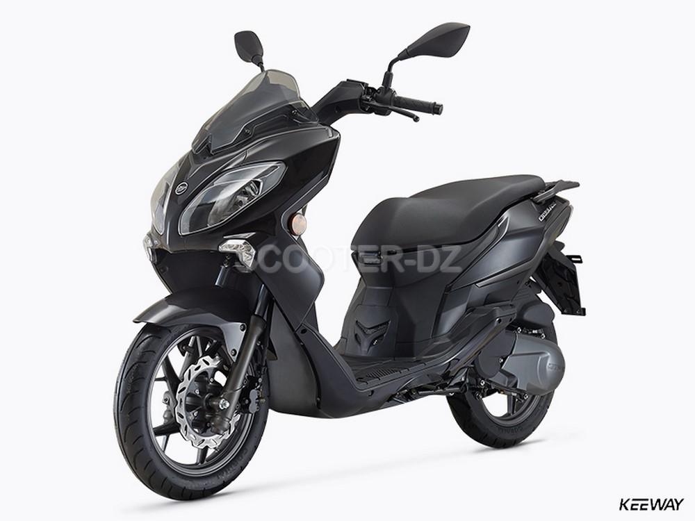 Keeway Algérie : le scooter Cityblade 150