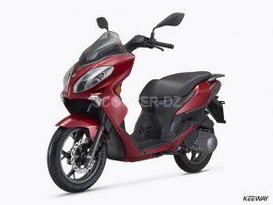 Keeway Algérie : le scooter CityBlade 150, bientôt en concession ...