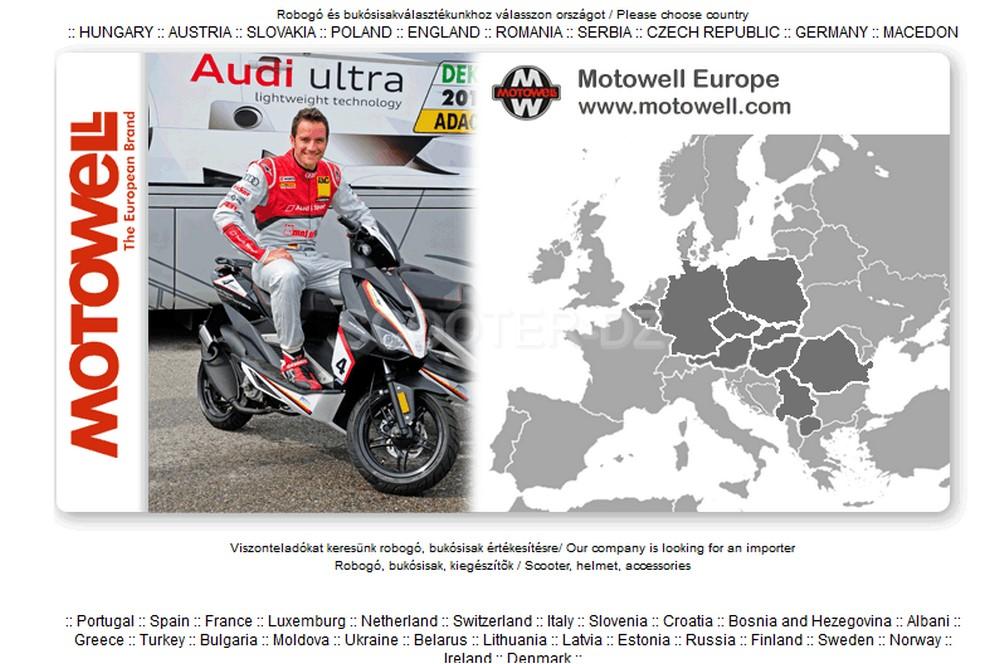 Motowell, cette marque hongroise sera présente au Salon du 2 roues d'Alger
