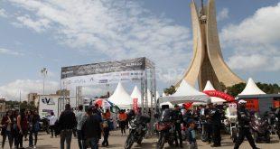 Clôture de la 2ème édition du salon du 2 Roues d'Alger - ALMOTO 2018