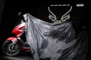 Nouveau Honda Forza 125 2018 / 2019
