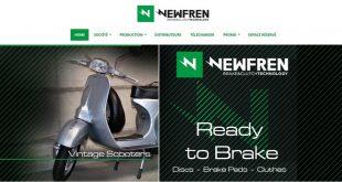 Newfren, nouvelle marque de freins scooter / moto distribuée en Algérie