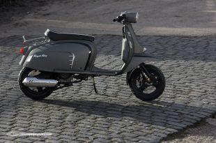 Royal Alloy 2018 : les nouveaux scooters 125 néo-rétro !