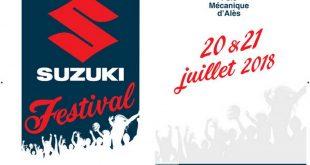 Suzuki Festival 2018 : grosse ambiance au Pôle Mécanique d'Alès !
