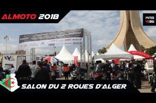 Vidéo de la 2ème édition du Salon du 2 Roues d'Alger