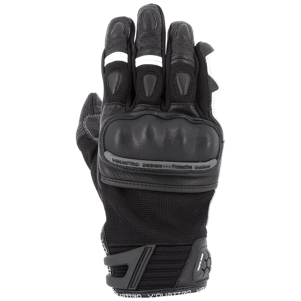 V Quattro Road Star : gants courts et polyvalents pour la saison chaude