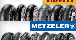 Pneu scooter/moto Pirelli et Metzeller avec Lynhal Trade Sarl