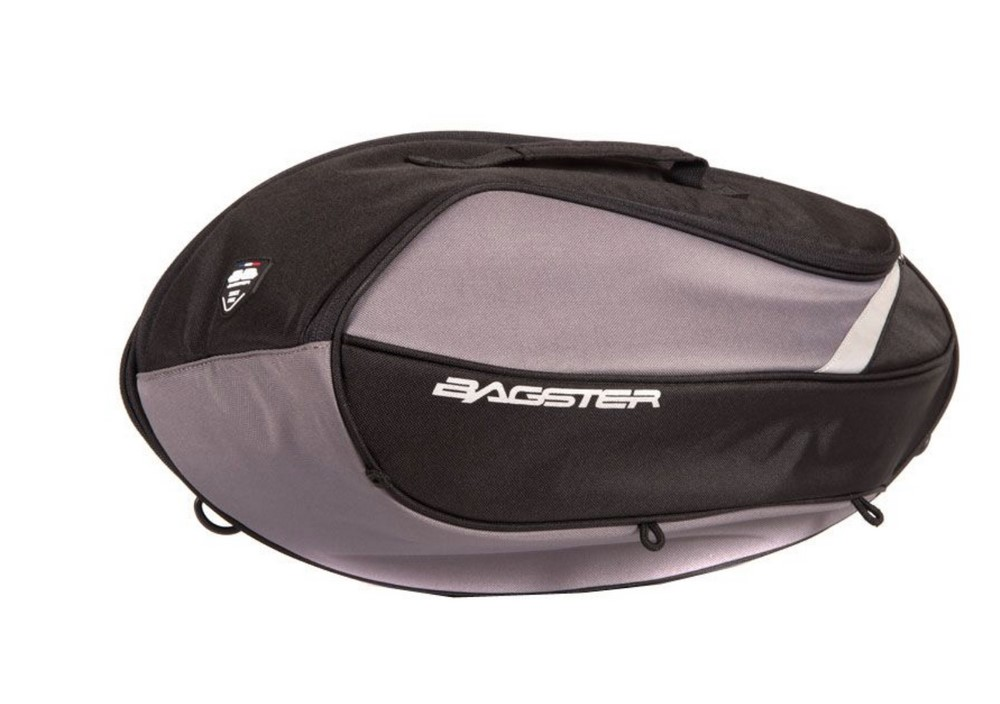 Bagster Escape : nouvelles sacoches pour moto et scooter