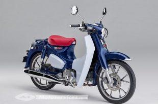 Honda Cub 125 , de nouvelles infos depuis Milan 2017