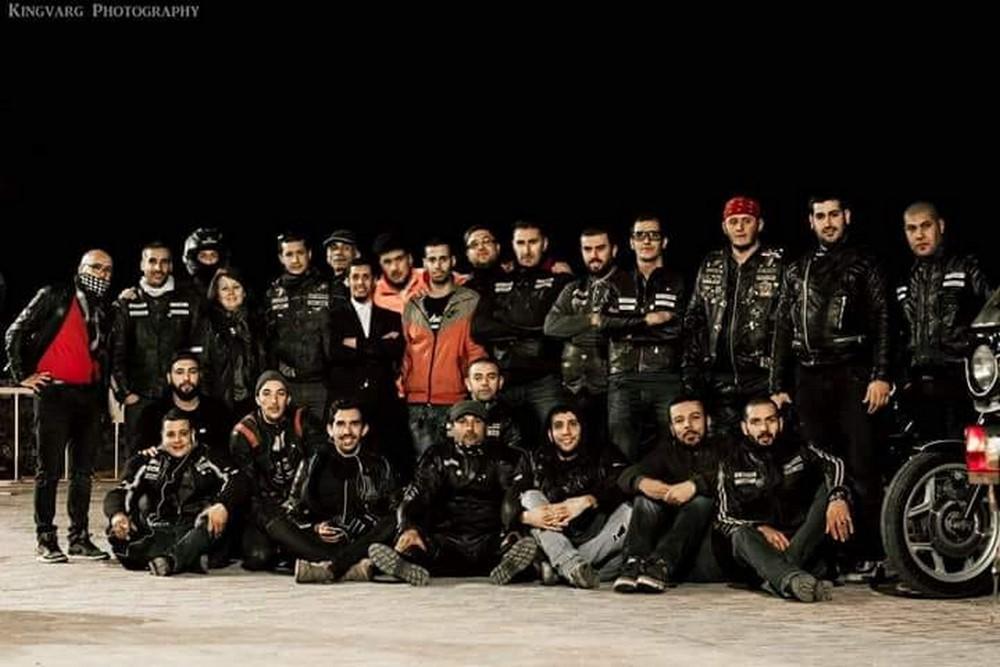 """Le groupe de motards """"Live To Ride Dz"""" agit pour la prévention routière"""