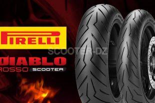 Pirelli Algérie : pneu Diablo Rosso Scooter pour TMAX et C650