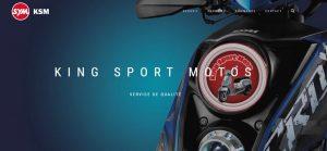 King Sport Motos, le revendeur officiel SYM version 2.0