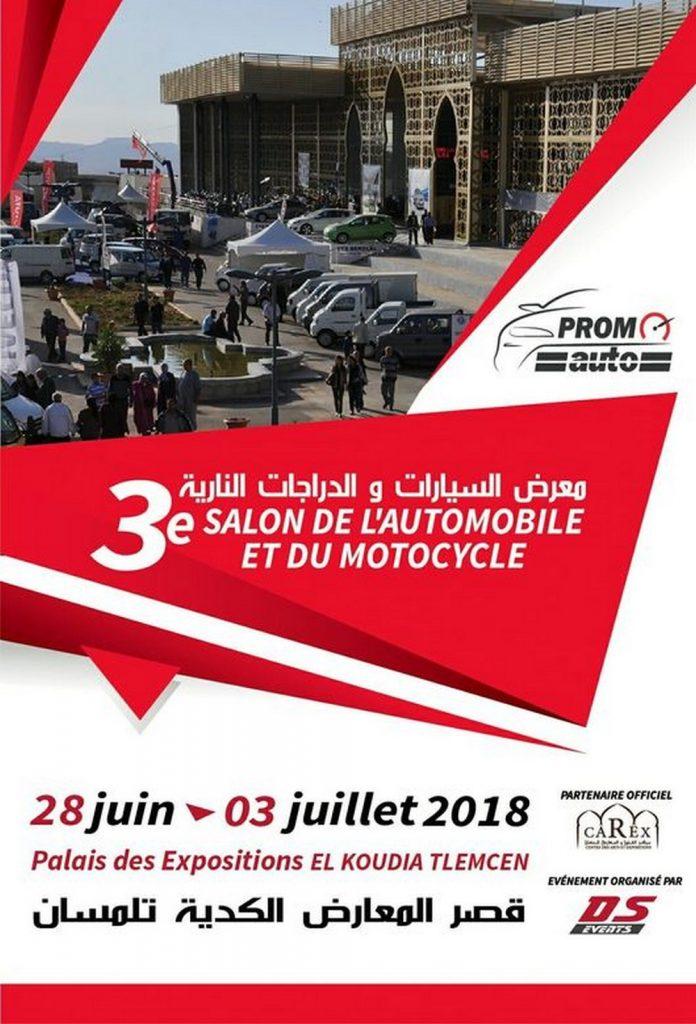 3ème édition du Salon de l'Automobile et du Motocycle