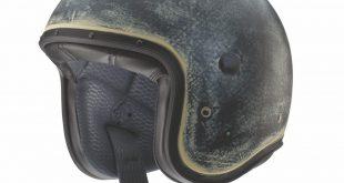 Casque jet Caberg Freeride Sandy : nouvelle déco vintage, très tendance !