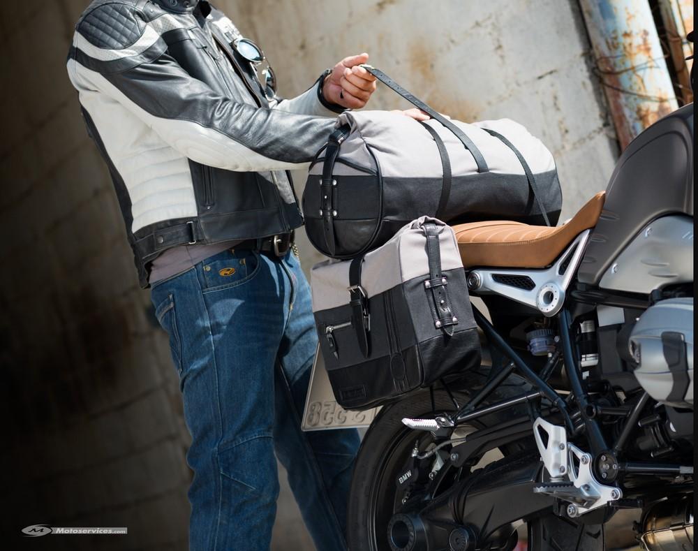 Held Rearbag : sacoche arrière pour voyage à moto