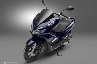 Honda PCX 125 Hybrid 2019