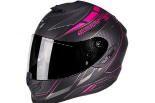 Scorpion casque intégral Sport GT : Exo - 1400 Air Cup