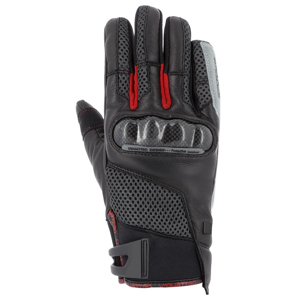 VQuattro : gants SP 18 et SP 18 Lady, parfait pour oublier la chaleur de l'été