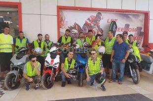 VMS Industrie : campagne de sensibilisation pour motards le 13 juillet 2018