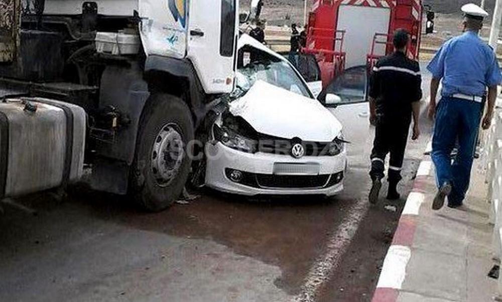 Accidents de la route : 12 morts et 318 autres blessés en une semaine