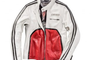 Dainese Toga72 : une veste au style seventies, mais bien dans la tendance