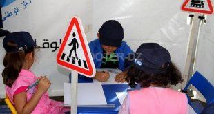 Journée de sensibilisation sur les accidents de la route à Tlemcen