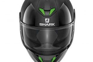Shark Skwal 2 : casque intégral à haute visibilité