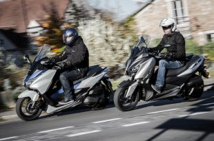 Le Top 10 des scooters 125