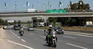 GN : poursuite de la campagne de sensibilisation aux accidents de la route à Alger