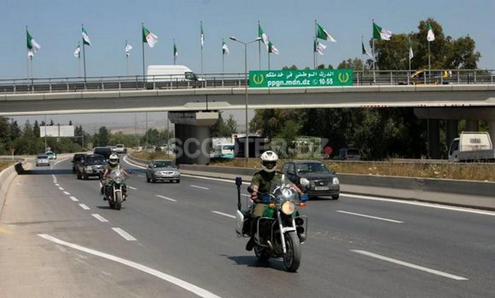 GN d'Alger : campagne de sensibilisation au profit des usagers de la route