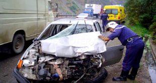 Accidents / route : 15 morts et 17 blessés en 48 heures