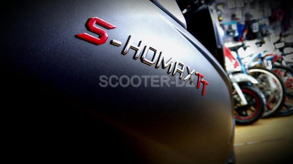 SAM Algérie : nouveauté 2018 avec le S-HOMAX TT 150